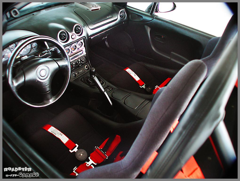 roadster of the week steven s nb miata roadstergarage net. Black Bedroom Furniture Sets. Home Design Ideas