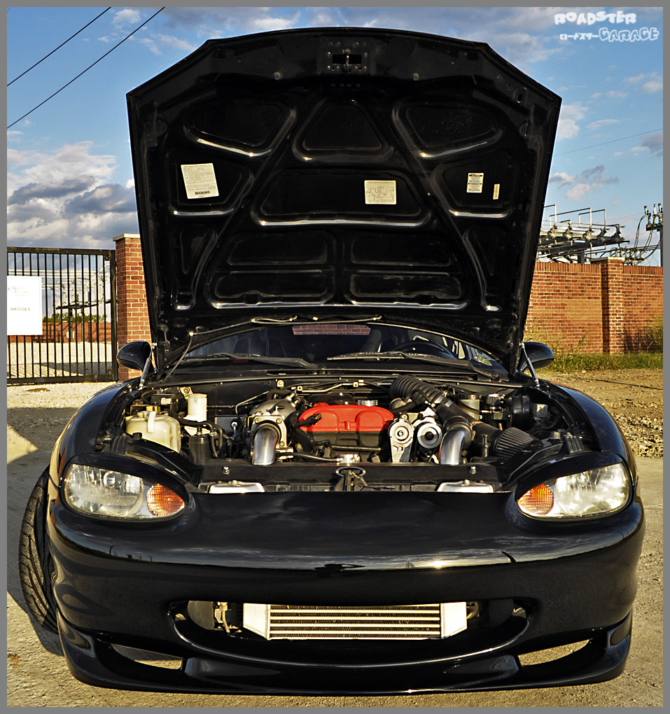 Mazda Miatas Roadstergaragenet Rx8 Fuel Filter Location Before